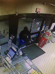 Southwest Florida Crime Stoppers is asking for the public's help identifying this suspect who robbed a Lee County 7-Eleven store on Tuesday, Oct. 29, 2019.