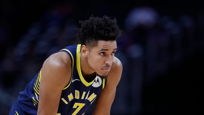 Pacers guard Malcolm Brogdon tests positive for coronavirus