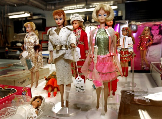 "The Children's Museum showcased ""Barbie: The Fashion Experience"" as a temporary exhibit in 2009. A new Barbie exhibit is in the works now, which will open in 2020."