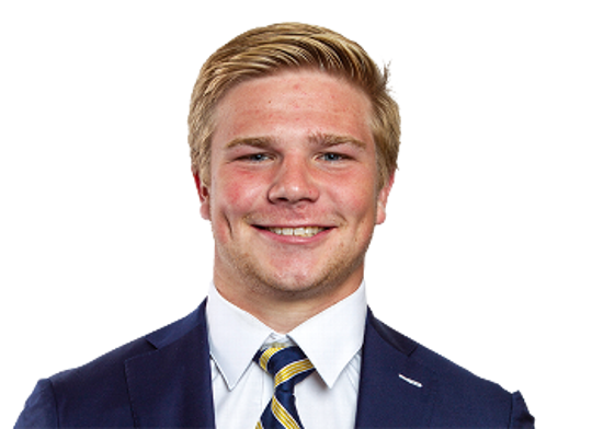 Reed Gregory is a junior linebacker for Notre Dame.