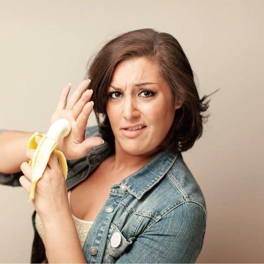 Comedian Reena Calm will perform Nov. 9 at The Wurst Biergarten.