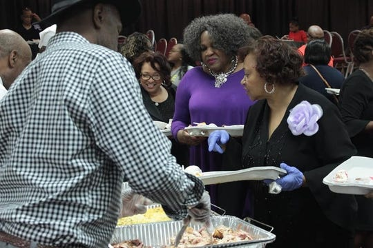 Guests will be able to sample dishes from 40 chefs and cooks at the 17th annual Mississippi Boulevard Christian Church 'A Taste of the Blvd.' Men's Cook Off on Nov. 10.