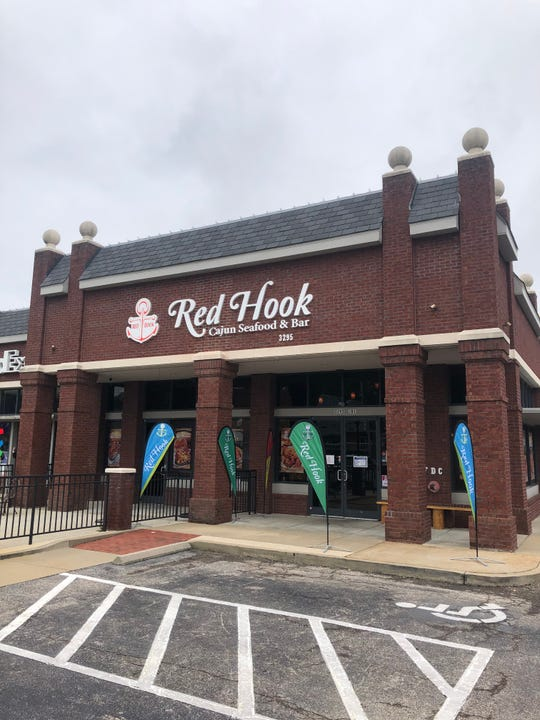 Red Hook Cajun Seafood & Bar opened on Tuesday at 3295 Poplar Ave. in East Memphis.