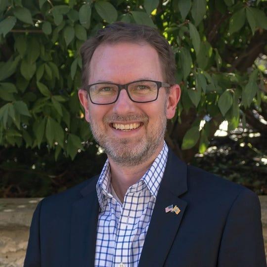 Morris County 2019 surrogate Democratic candidate Michael Thompson.