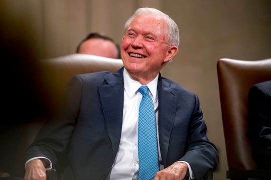 Former Attorney General Jeff Sessions