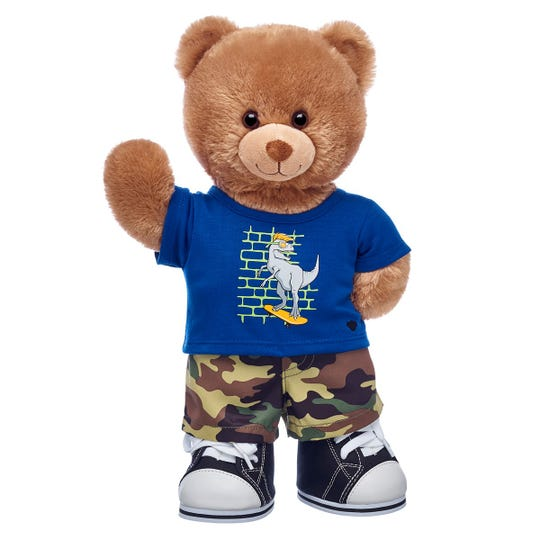 Build-A-Bear Workshop is introducing its newest collection, Condo Cubs, and will have giveaways at the grand opening of the shop inside Murfreesboro's Old Fort Parkway Walmart on Halloween.