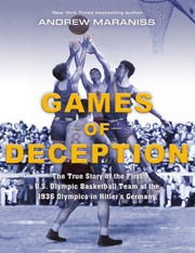 """Andrew Maraniss' will talk about his new book """"Games of Deception"""" at a lunch at Parnassus Books on Tuesday."""