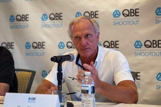 QBE Shootout host Greg Norman announces Tuesday that QBE North America has extended its title sponsorship through 2022. This year's tournament will be held Dec. 11 through 15 at Tiburon Golf Club at The Ritz-Carlton Golf Resort in Naples.
