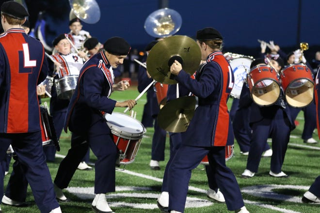 The Lakewood band performed a Queen-themed halftime show on Oct. 25 in honor of late classmate Braden Poling.