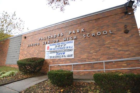 Palisades Park Junior Senior High School on Tuesday, October 29, 2019.