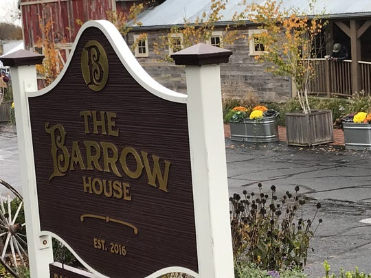 """Crews and cast were on hand to shoot a portion of new 10 part series """"Lincoln"""" at The Barrow House on Van Houten Avenue in Clifton"""