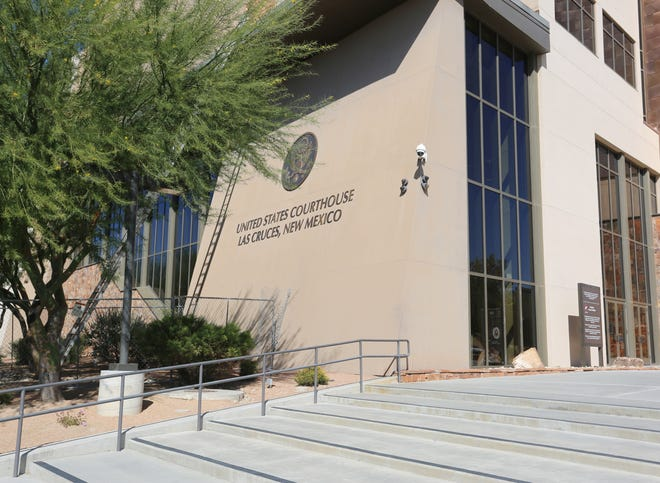 The U.S. Federal Courthouse in Las Cruces at 100 N. Church St.