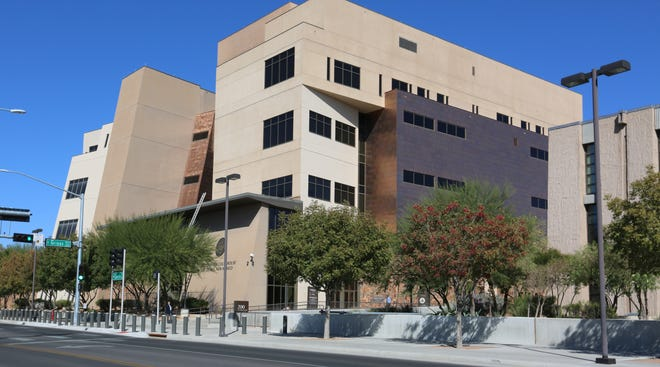 Federal Court House Las Cruces, NM