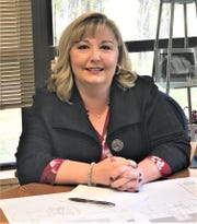 Cheryl Gerthe is Ruidoso's new director of Human Resources.