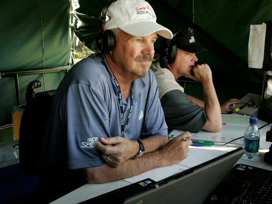 Gary McCord, along with fellow broadcaster Peter Kostis, won't return to CBS golf coverage in 2020