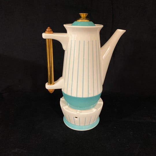 Old-school coffee and tea pots are of little interest to millennials.