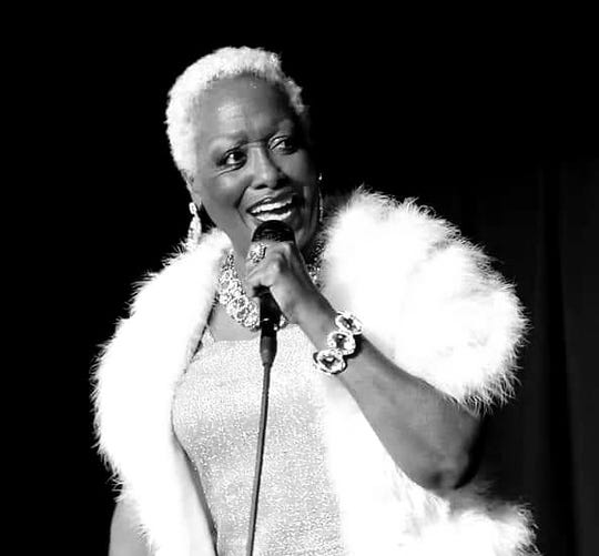 Rose Mallett will perform her tribute to Sarah Vaughan.