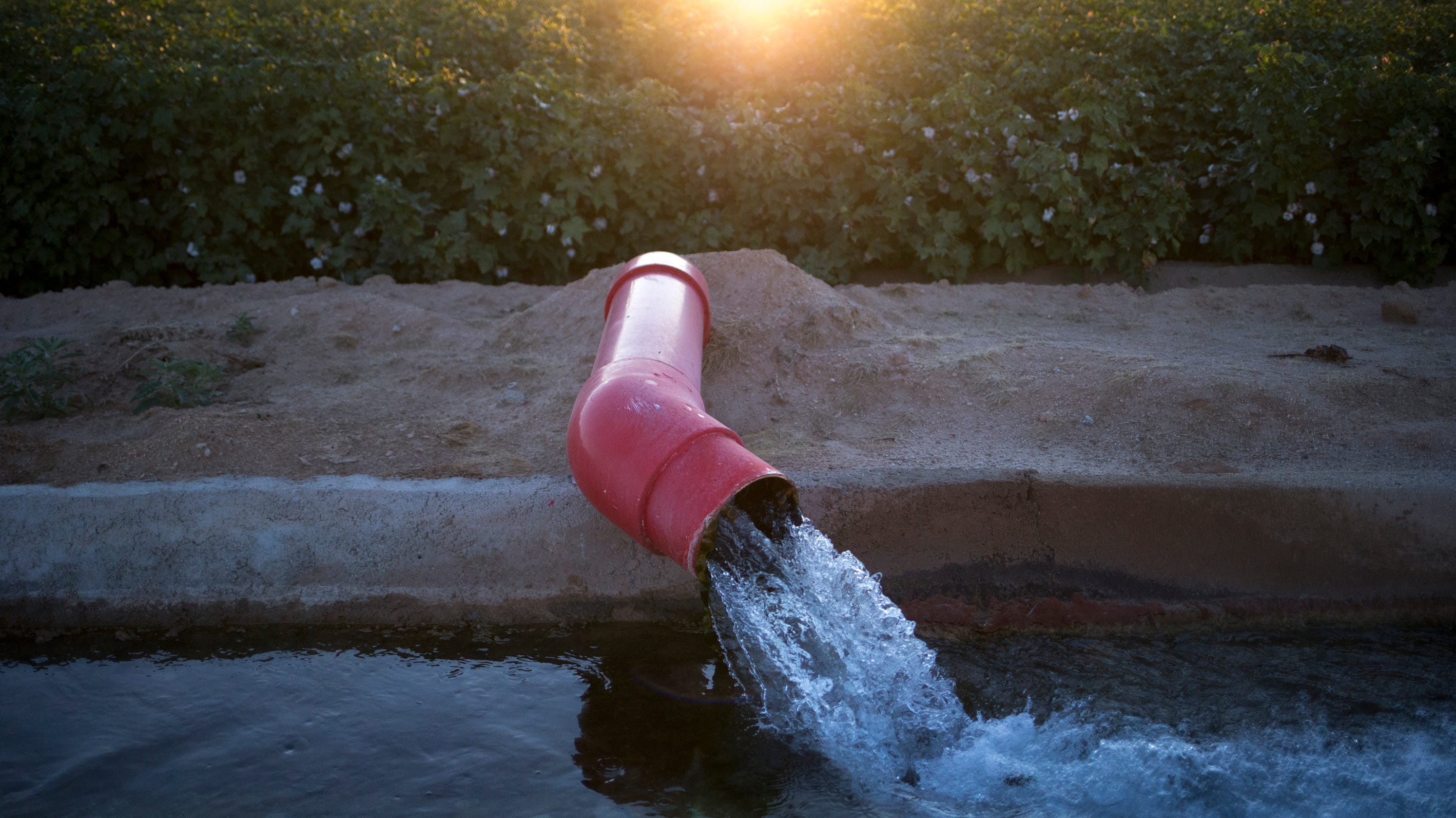 As Arizona weighs water reforms, farms push back against reporting pumping data - AZCentral