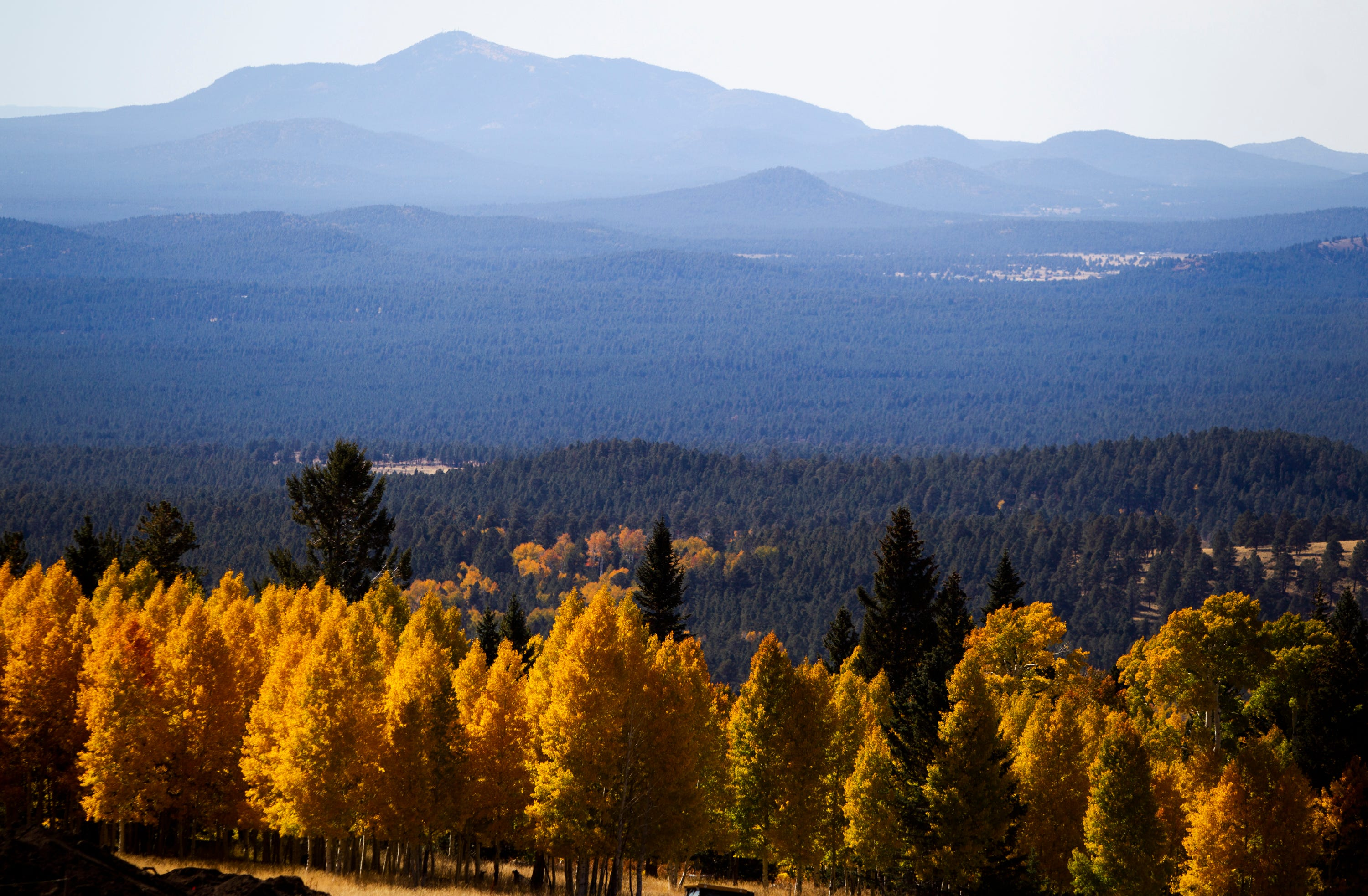 Tribes speak out against proposed memorial park near San Francisco Peaks