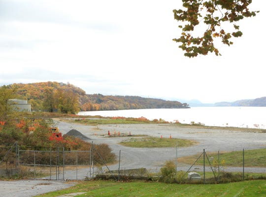 The DeLaval property, which is located south of Shadows on the Hudson, along the Hudson River on October 29, 2019.