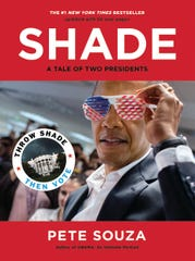 "Pete Souza, chief official White House photographer for President Obama and director of the White House Photo Office, will give a visual presentation of photographs from his  bestseller ""Shade:,"" Nov. 3 at the Bardavon in Poughkeepsie."