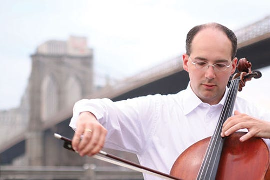 "Cellist Mark Kosower will be featured in the York Symphony Orchestra's ""Made in America"" concert Nov. 9."