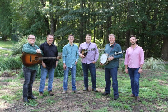Sideline will perform Nov. 9 as part of the Seven Mountains Bluegrass Association concert series.