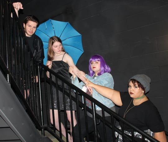 "York College presents ""Eurydice,"" Nov. 7-9."