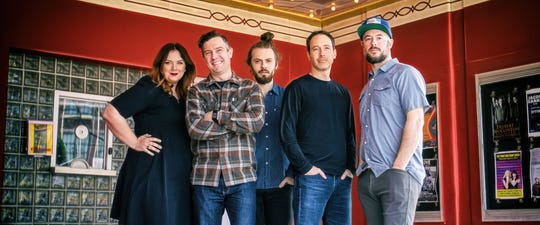 Yonder Mountain String Band will perform Nov. 24 at the Capitol Theatre.