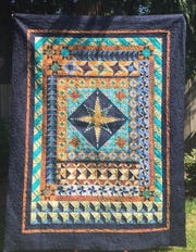 """The Quiltopia """"Reach for the Stars"""" quilt show, sale and fundraiser is coming to Willamette Heritage Center Nov. 1 and 2."""