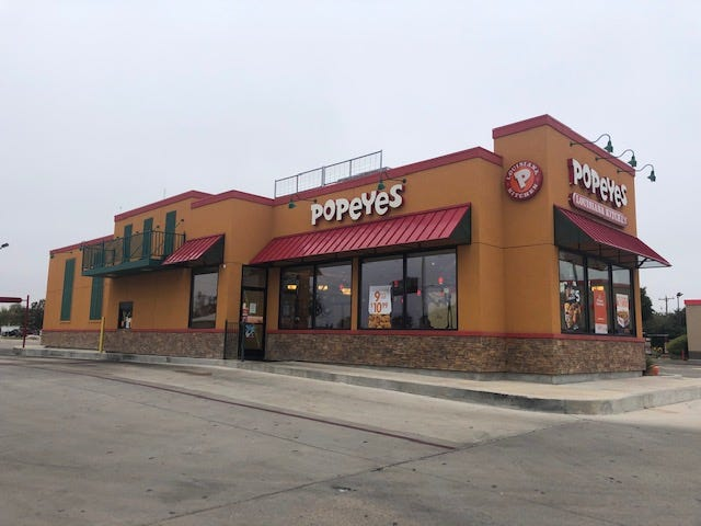 The San Angelo Popeyes will make the famous chicken sandwich a permanent menu item starting Friday, Nov. 1.