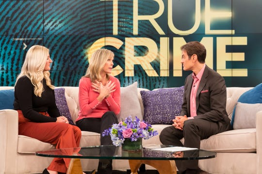 Jenny Carrieri of Easton, Maryland makes an appearance on The Dr. Oz Show season 11 episode 25, which aired on Tuesday, Oct. 29, 2019, to talk about the 23-year-old unsolved murder of her twin sister Jody LeCornu.