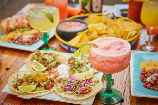 Guido's Burritos serves up a diverse menu of authentic Mexican cuisine and over 100 varieties of alcoholic beverages.