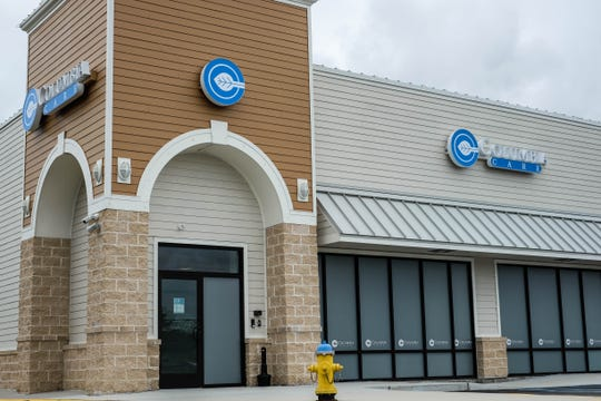 Half of Delaware's six medical marijuana dispensaries are owned by Columbia Care, which just opened a location at Tanger Outlets near Rehoboth Beach.
