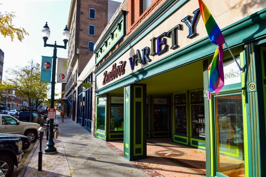 Zandbroz Variety is celebrating 30 years of operation in downtown Sioux Falls.
