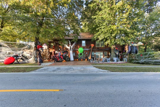 The home of Michael and Gissell Sommer in Springfield, Mo., on Oct. 22, 2019.