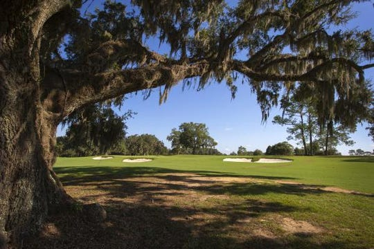 A recent photo from the new Seminole Legacy Golf Club.