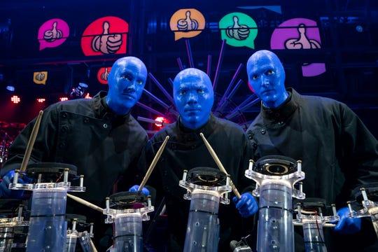 Blue Man GroupSpeechless