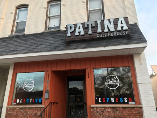 Patina Coffeehouse at 610 Washington St. shown on Tuesday, Oct. 29, 2019. New owners Martina and Mark Strehlow plan to open the coffee shop in mid-November. The former owner suddenly closed it in late August with no explanation.