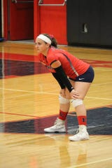 Eastchester's Sophia Lotto was voted lohud volleyball Player of the Week.