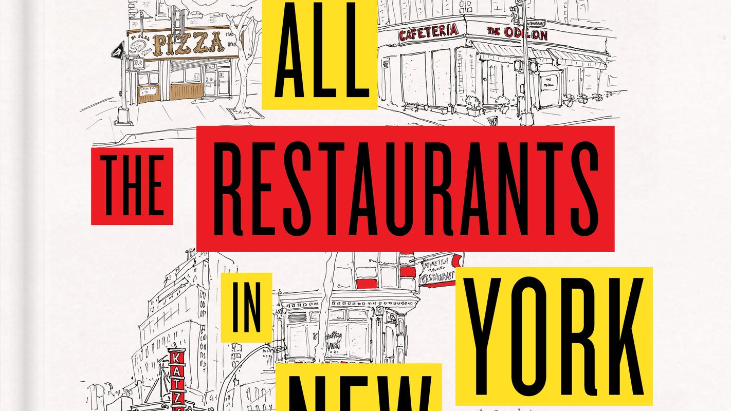 100 Iconic Restaurants Featured In All The Restaurants In