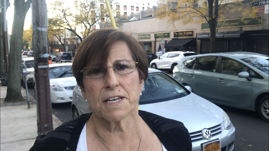 Rosemarie Jarosz, Conservative party candidate for Mount Vernon mayor, on Oct. 28, 2019