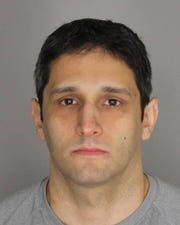 John Fraioli, a former New Rochelle school teacher, was charged with third-degree criminal sexual act in connection in connection with an alleged sexual act with a student during school hours.