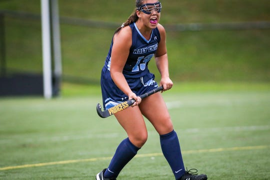 Holy Child's Courtney Mulvoy, The Journal News-lohud Field Hockey Player of the Week.
