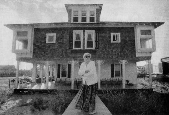 "Frances Gravatte, a former innkeeper at Addy Sea in Bethany Beach, told The News Journal in 1994 ""Ghosts are friendly."""