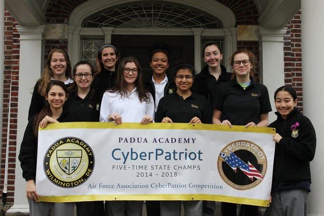 All-girls prep school trains future cyber defense warriors.
