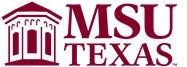 MSU Texas logo