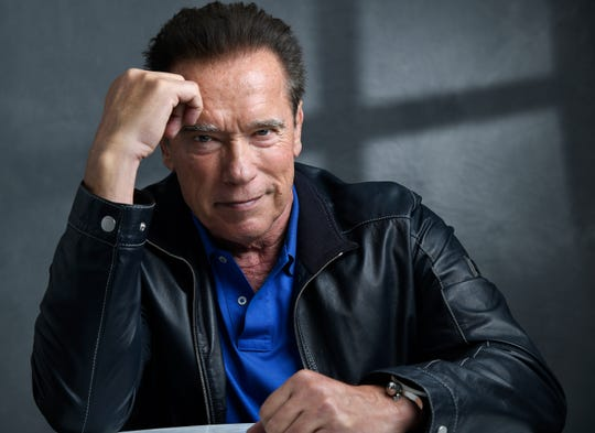 Arnold Schwarzenegger reveals so much more of himself, returning in