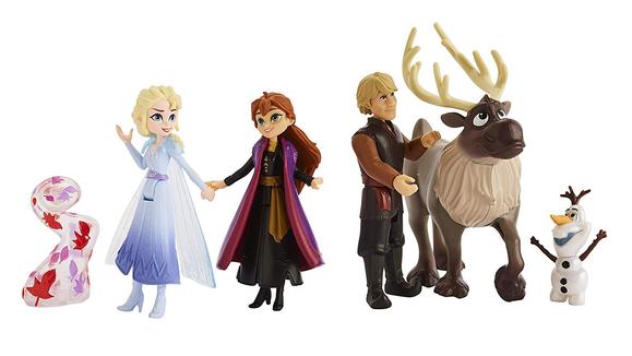 Amazon Top 100 Toys 2019: Disney Frozen Adventure Collection