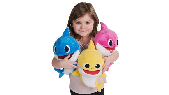 Amazon Top 100 Toys 2019: Baby Shark Hand Puppet